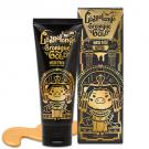 Маска золотая омолаживающая ELIZAVECCA Milky Piggy Hell-Pore Longo Longo Gronique Gold Mask Pack